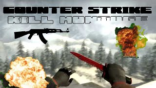 Counter Strike: GO | ''Weekend'' Montage 1#