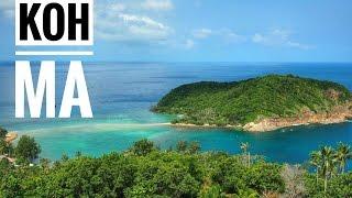 Достопримечательности острова Панган. Остров Ма, Таиланд. Koh Ma.