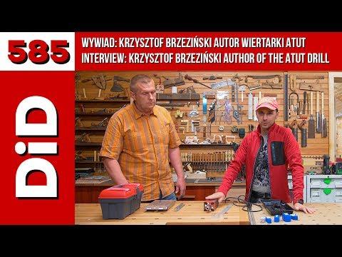 585. Interview: Krzysztof Brzeziński author of the ATUT drill