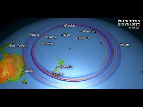 Magnitude 5.5 Quake, KERMADEC ISLANDS REGION