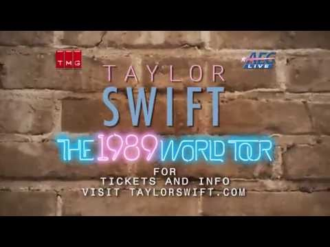 , Taylor Swift Sells Over 1 Million Copies of 1989 & Tour Info