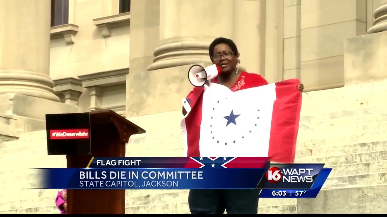 Mississippi Legislature passes bill to eliminate Confederate symbol ...