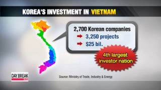 Closer look at 20-plus years of economic cooperation between Korea and Vietnam 한-베트남 경제교류