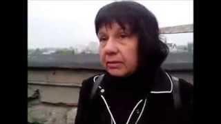 Выжившая женщина, которая была 2 мая в доме профсоюзов Low