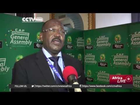 CAF won't strip Gabon of hosting rights despite political crisis