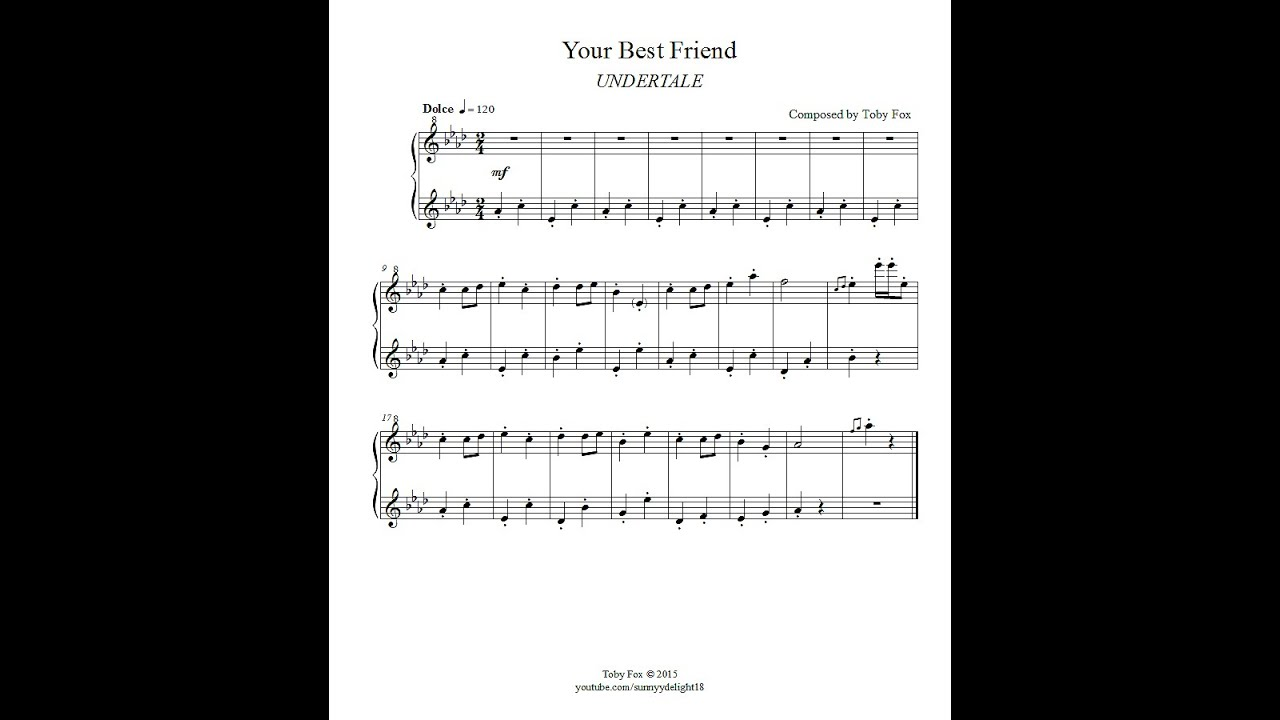 Songs to send your best friend