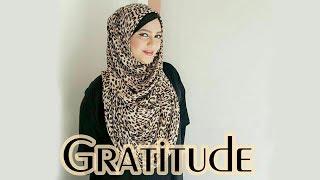 Session 4 Gratitude | Urooj N