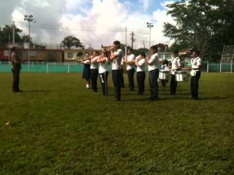 Banda de Marcha de Canteras - Field Day Escuela Sofia Rexach 2