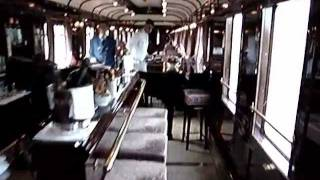On the Orient Express - Train Travel