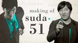 Suda51 Breaks Down His Iconic Career | Audio Logs