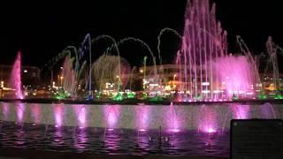 Мармарис дикие туристы на прогулке поющие фонтаны день 3