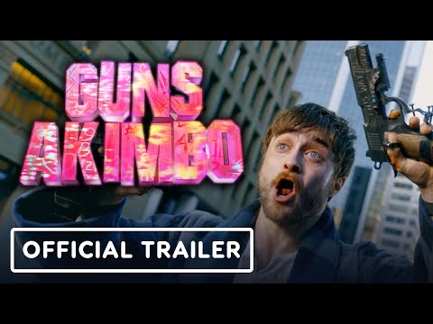 Guns Akimbo - Official Trailer (2020) Daniel Radcliffe