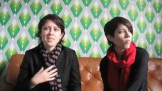 Tegan and Sara - LesMads Interview