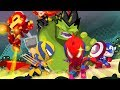 Heroes Fight Infinity - Free Fighter Android Game