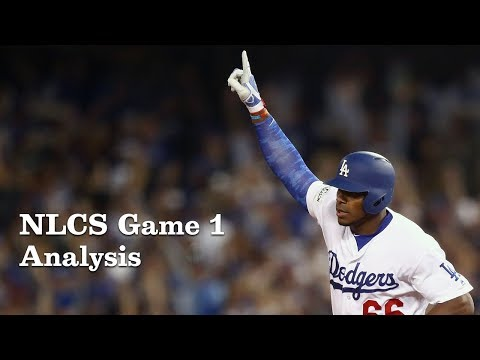 Who could have predicted the NLCS Game 1 hero? | Los Angeles Times
