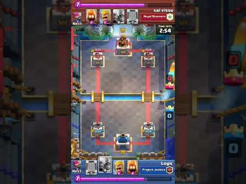 Clash Royale - Mirror Battle Daily Practice #10