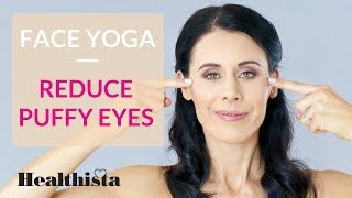 Welcome back to Healthista's face yoga series bringing you five wee...