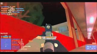 Roblox: Phantom Forces: RoadToRank100 #4 UMP é doce