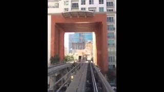 Miami - metro mover gratuito