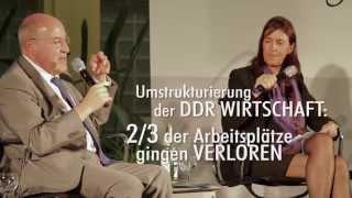 Getrennt vereint? Frank Bösch und Gregor Gysi im Gespräch (Highlights)