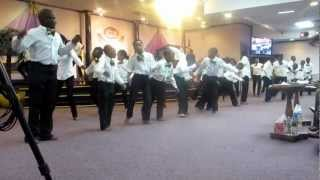 Olumide Iyun Behold the King Dance (ABC of CLBC)