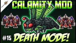 Taking Down My Favourite Calamity Mod Boss in Death Mode!