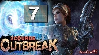 Scourge Outbreak Walkthrough: Part 7 (Co-op) - Lets Play Gameplay & Commentary