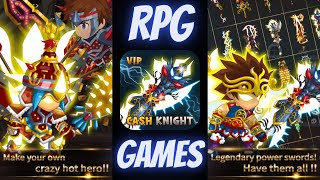 [VIP] +9 God Blessing Knight - Cash Knight   RPG Android Gameplay Workthrough screenshot 1