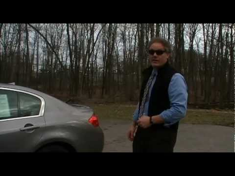 Denville NJ - Infiniti G35X walk around by Ken Beam at Douglas Infiniti - Summit NJ