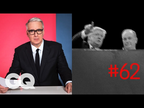 Bill O'Reilly's Downfall (And Trump's, Too?) | The Resistance with Keith Olbermann | GQ