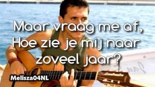 Jan Smit -  Hou je dan nog steeds van mij + Songtekst