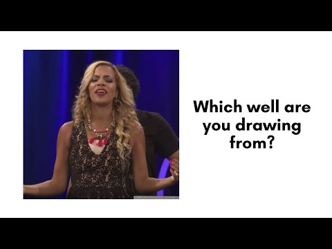 Which well are you drawing from?