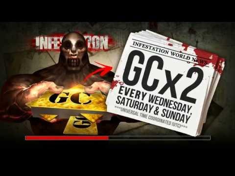Обзор новой игры Infestation World #1