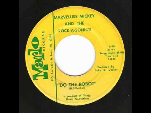 Marveluss Mickey - Do The Robot.