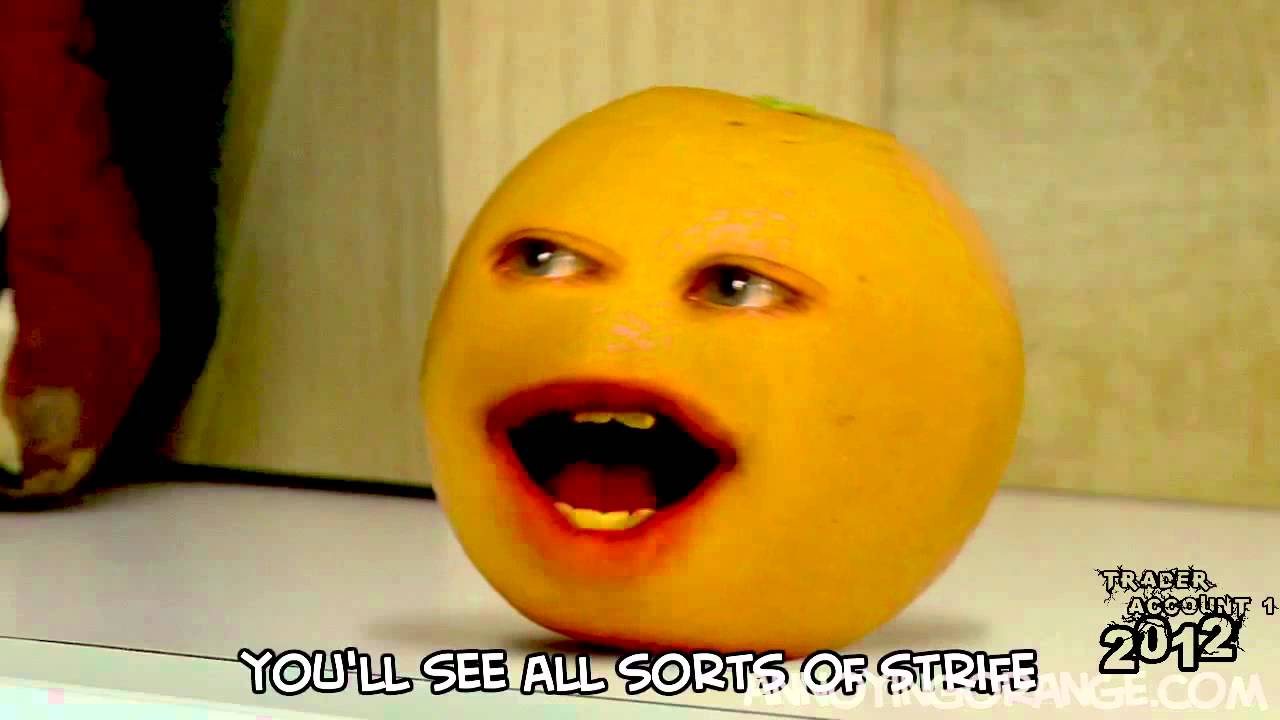Annoying Orange  He Will Mock You with free MP3