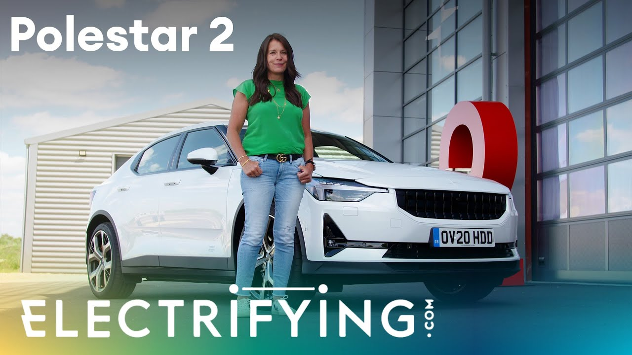 Polestar 2: First look and your Qs answered with Ginny Buckley / Electrifying