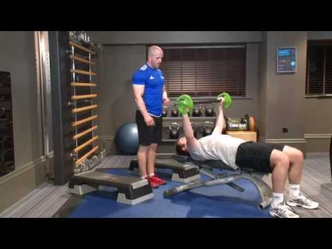 Bench Press  - Level 2 Gym Instructor | HFE