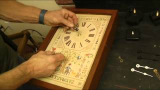 How To Identify And Replace A Quartz Clock Movement