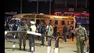 COVID-19: Police continue to enforce dusk-to-dawn curfew | INSIDE POLITICS WITH BEN KITILI