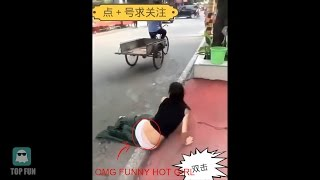 New Whatsapp Funny Videos 2016   China funny pranks   Replays 100 times still funny   YouTube MP4
