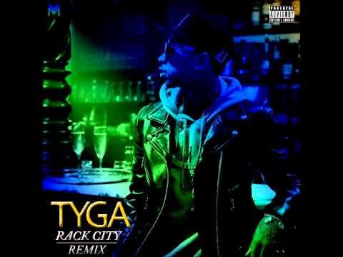 Rack City (Remix) - Tyga ft. Wale & Fabolous (D/L LINK)