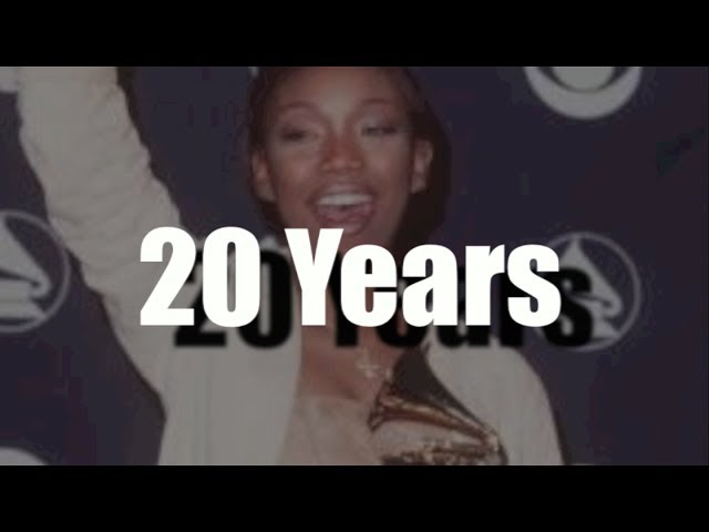 Celebrities Congratulate Brandy on 20 Years & She Reacts! Travel Video