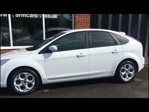 Ford Focus 1.6 TDCi Sport 5dr 5 DOOR 2 OWNERS FULL SERVICE HISTORY