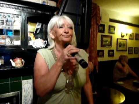 Rhona Singing Sweet Dreams.MOV