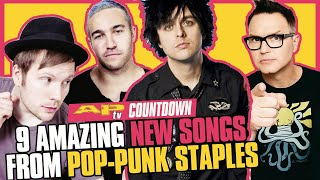9 NEW Songs from Pop-Punk Staples That Could Rival Their Best Album–From blink-182 to Fall Out Boy