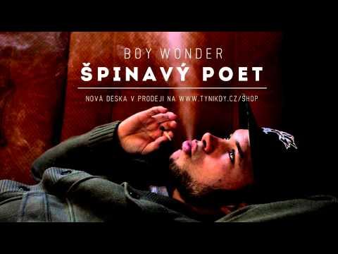 Boy Wonder - Čierna vdova prod. JSM