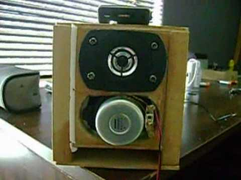 smallest transmission line speaker youtube. Black Bedroom Furniture Sets. Home Design Ideas