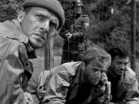 """COMBAT! s.2 ep.5: """"The Long Way Home"""" - Pt 2 (1963)"""