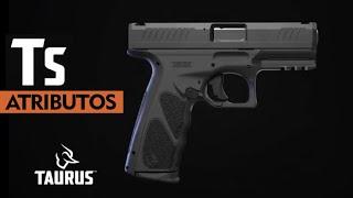 Pistola TS Série TSeries [ATRIBUTOS]