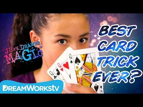 Greatest Card Trick Ever | JUNK DRAWER MAGIC